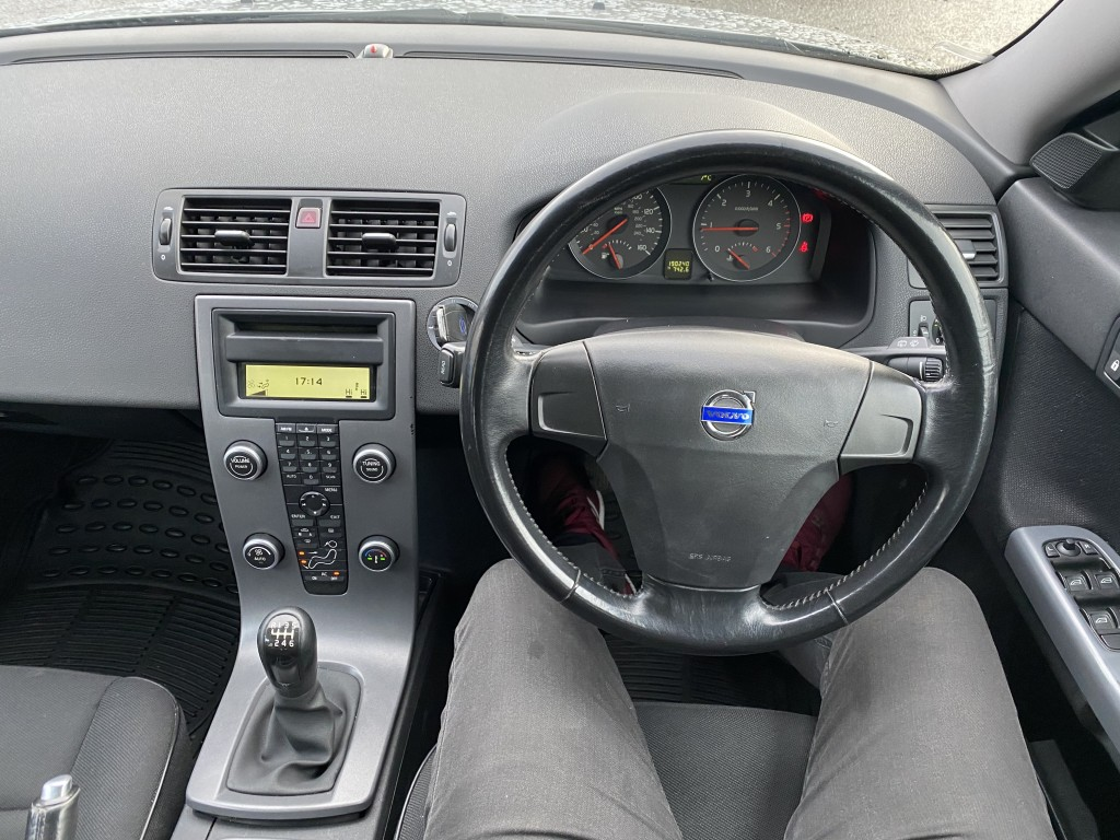 VOLVO V50 2.0 S D 5DR