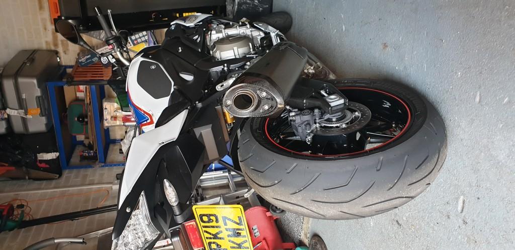 BMW S1000r sport Sport