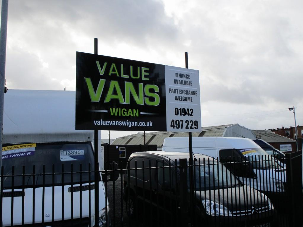VAUXHALL VIVARO 1.6 2900 L2H2 CDTI ECOFLEX - AIR CON - CRUISE CON - BLUETOOTH - FSH
