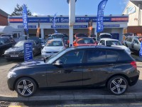 BMW 1 SERIES 2.0 116D SPORT 5DR