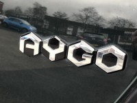 TOYOTA AYGO 1.0 VVT-I X-PLAY X-SHIFT 5DR SEMI AUTOMATIC