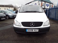 MERCEDES-BENZ VITO 2.1 111 CDI EXTRA LONG LWB