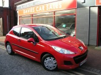 PEUGEOT 207 1.4 HDI URBAN 3DR YES 25K ONLY