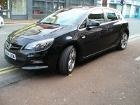 VAUXHALL ASTRA 1.4 LIMITED EDITION 5DR