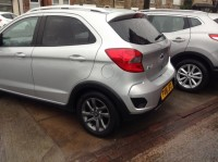 FORD KA+ 1.2 ACTIVE 5DR