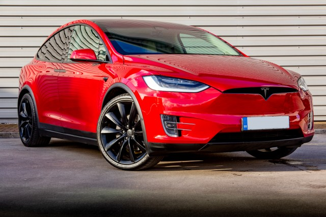 2018 (18) TESLA MODEL X 75D 5DR AUTOMATIC | <em>29,423 miles