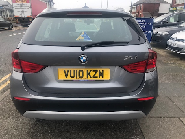 BMW X1 2.0 XDRIVE20D SE 5DR AUTOMATIC