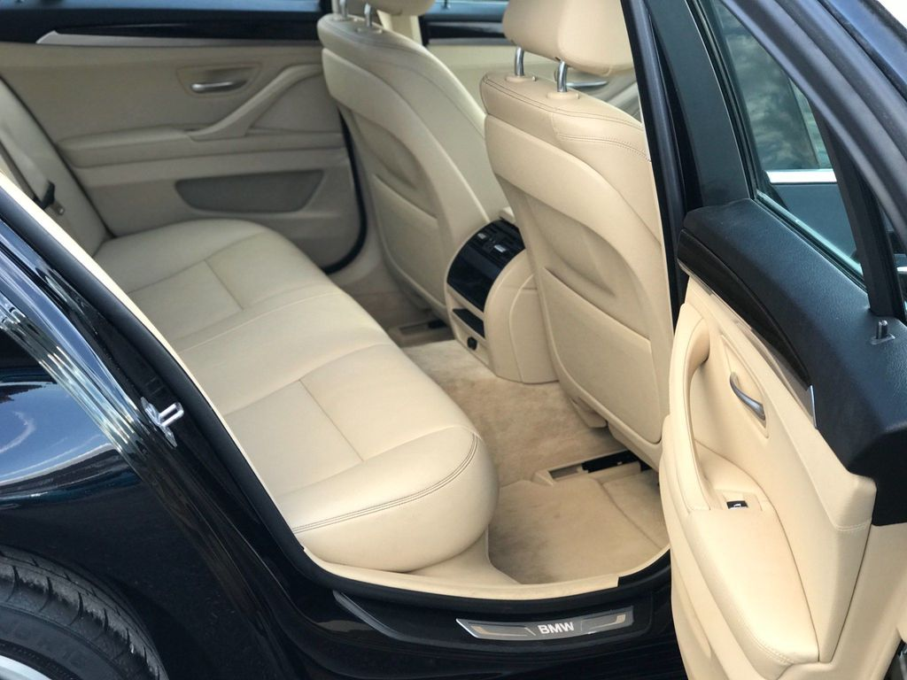 BMW 5 SERIES 2.0 520D LUXURY 4DR AUTOMATIC