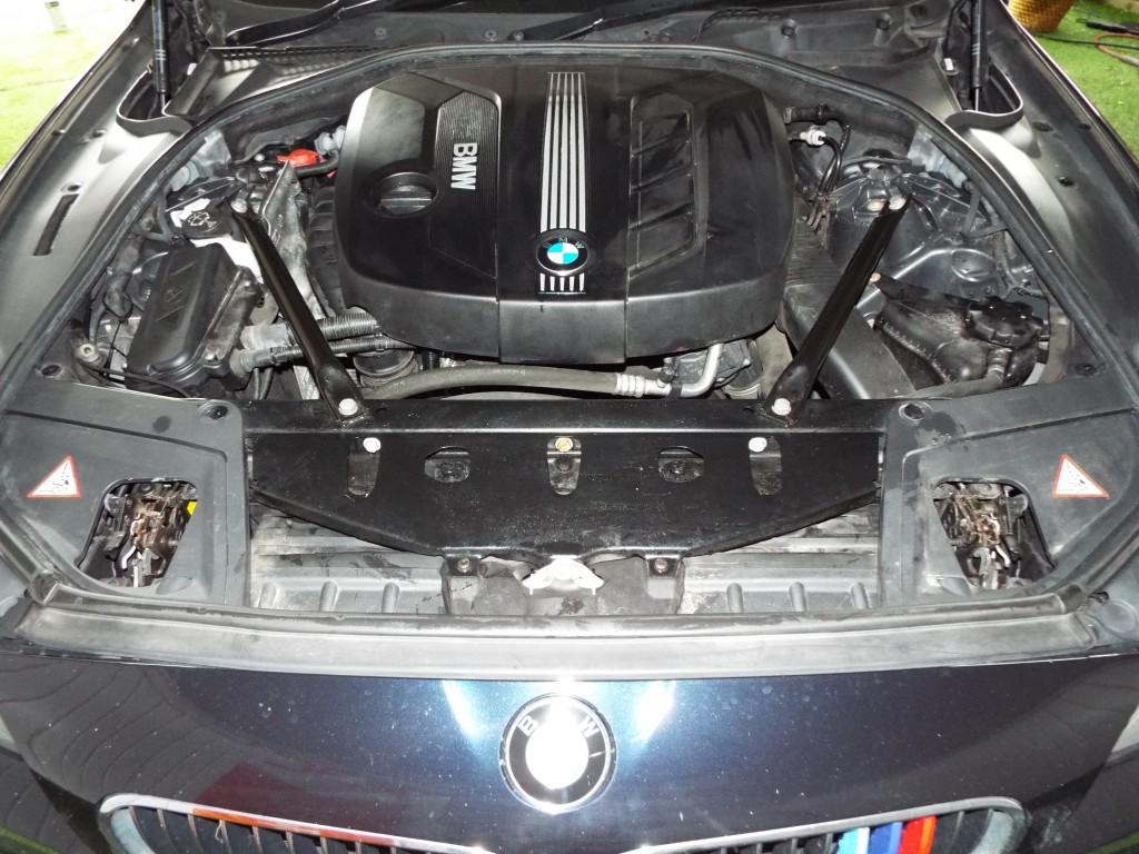 BMW 5 SERIES 2.0 520D M SPORT 4DR
