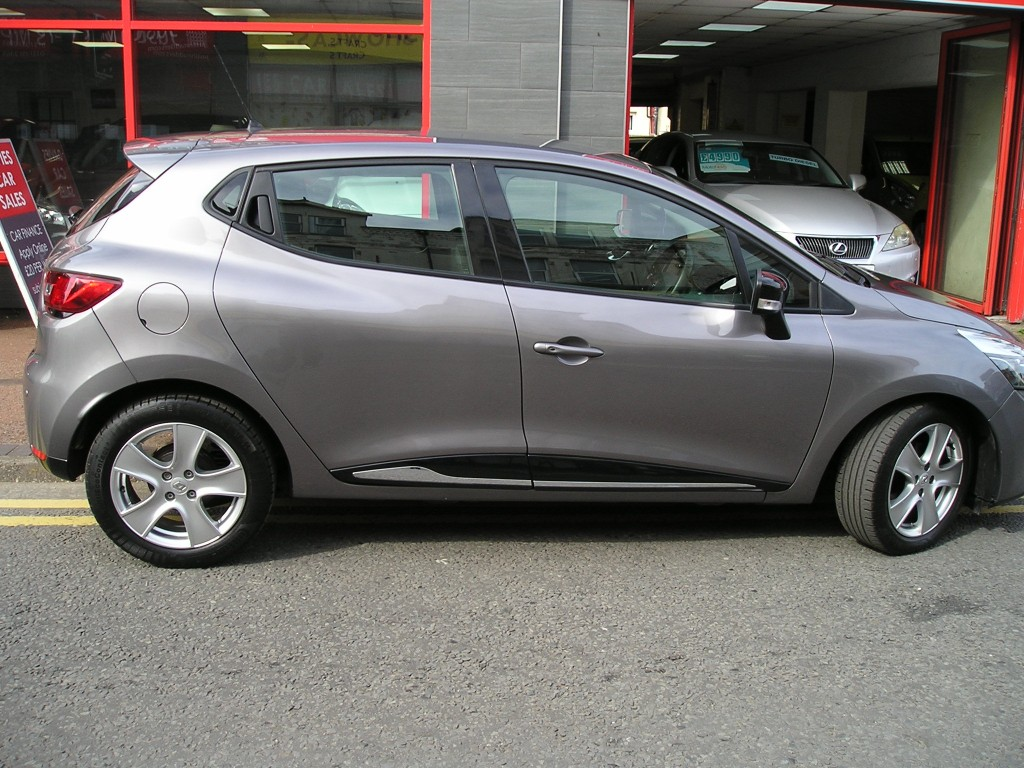 RENAULT CLIO 1.5 DYNAMIQUE NAV DCI 5DR YES 4K ONLY