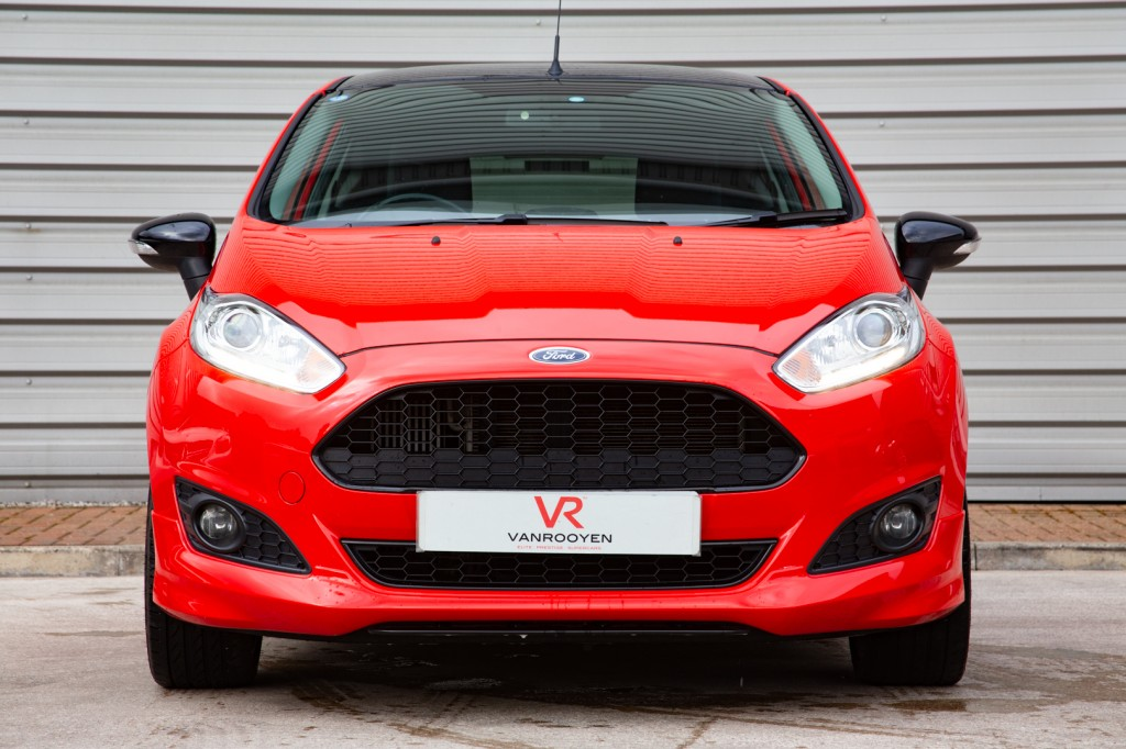 FORD FIESTA 1.0 ZETEC S RED EDITION 3DR