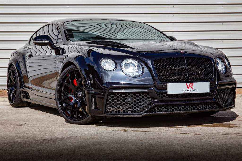 BENTLEY CONTINENTAL GT 4.0 GT V8 MDS 2DR AUTOMATIC