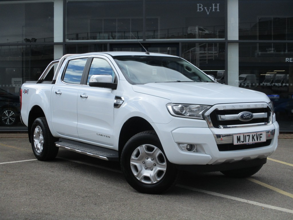 FORD RANGER 2.2 LIMITED 4X4 DCB TDCI 4DR