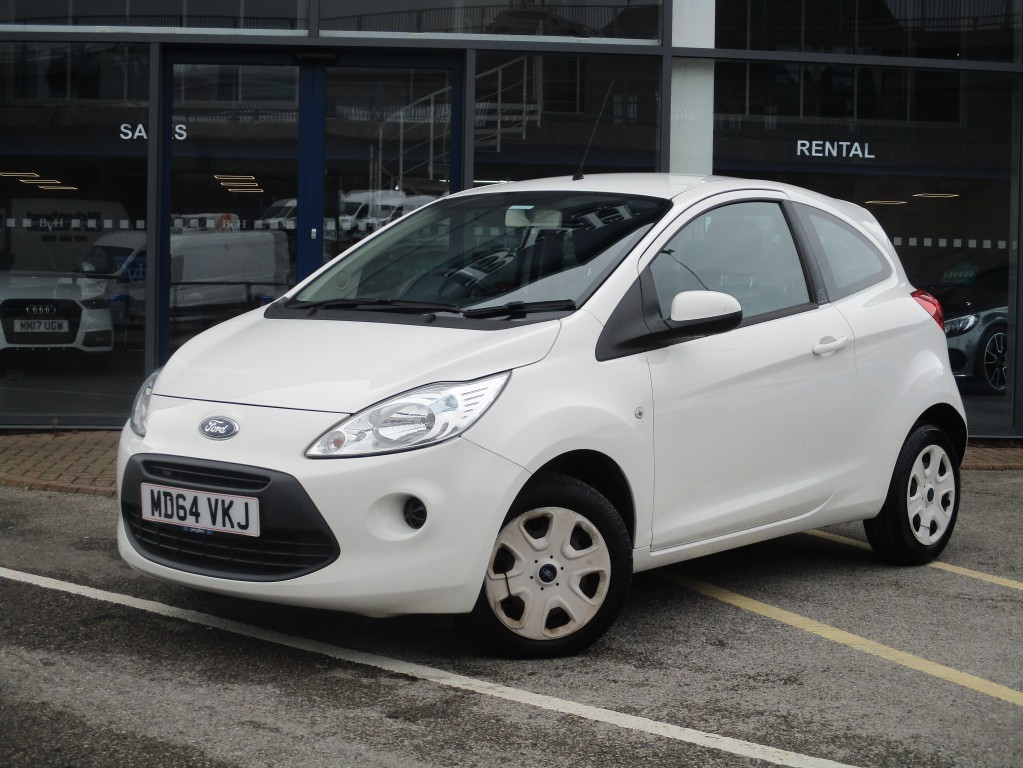 FORD KA 1.2 EDGE 3DR