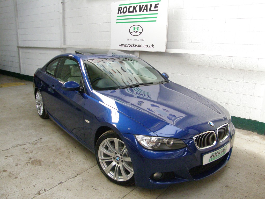 BMW 3 SERIES 2.5 325I M SPORT 2DR AUTOMATIC