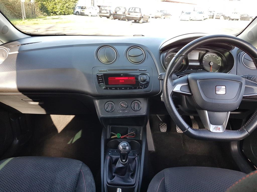 SEAT IBIZA 2.0 CR TDI FR 3DR