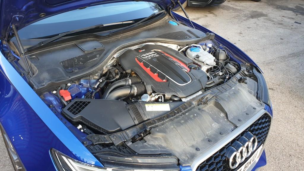 AUDI RS6 4.0 RS6 PLUS AVANT TFSI QUATTRO 5DR AUTOMATIC