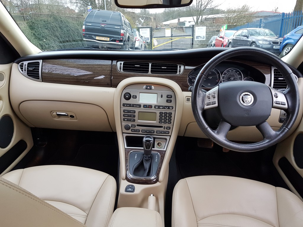 JAGUAR X-TYPE 2.2 S 4DR AUTOMATIC
