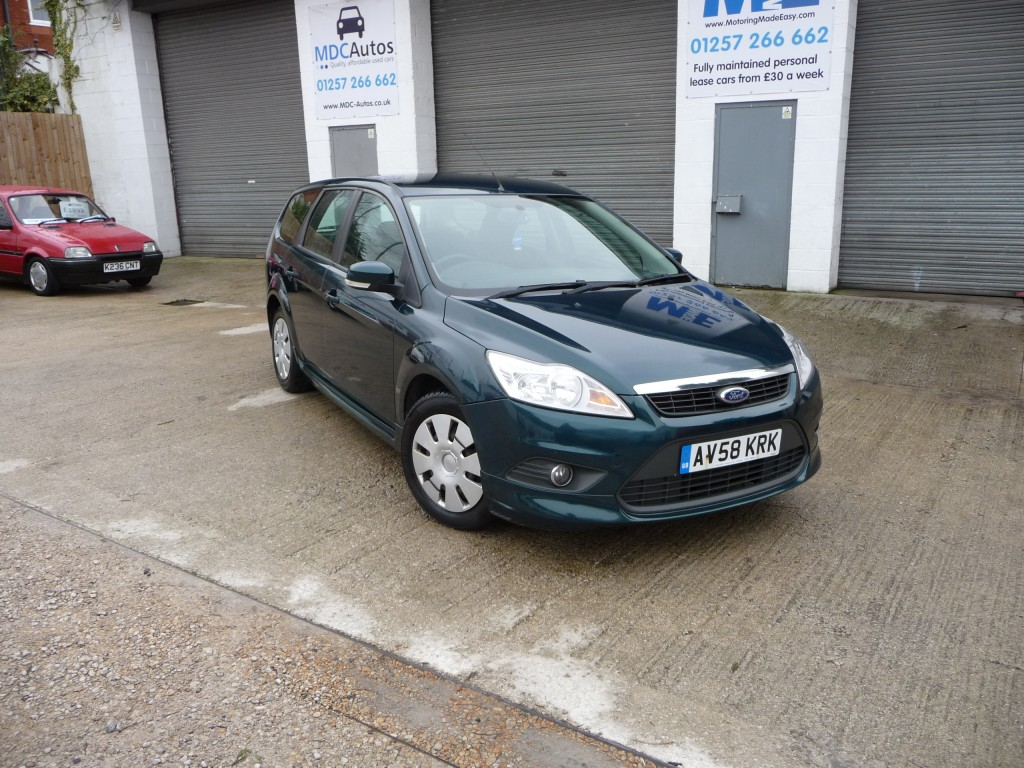 FORD FOCUS 1.6 ECONETIC TDCI 5DR