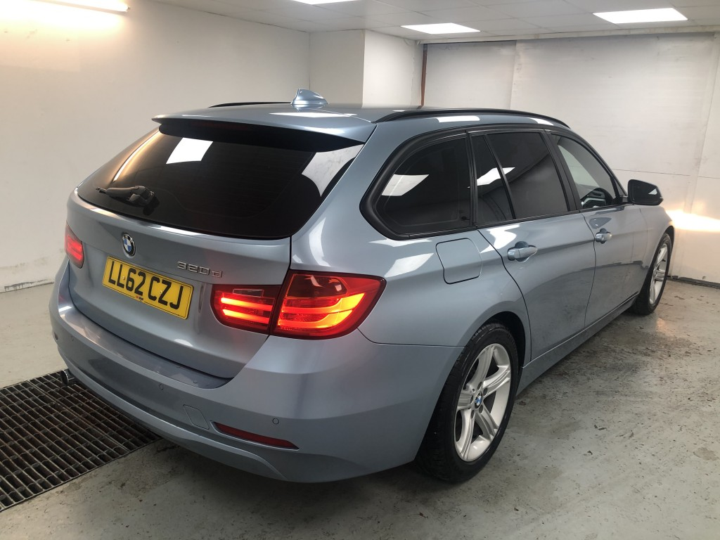 BMW 3 SERIES 2.0 320D SE TOURING 5DR