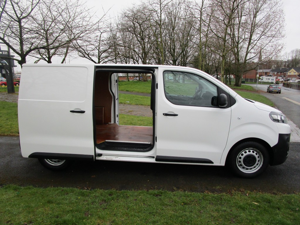 CITROEN DISPATCH 1.6 M 1000 ENTERPRISE BLUE HDI - EURO 6 - A/C - CRUISE CONTROL