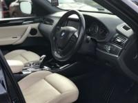 BMW X3 3.0 XDRIVE35D M SPORT 5DR AUTOMATIC