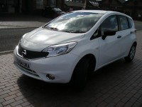NISSAN NOTE 1.2 VISIA 5DR