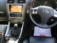 LEXUS IS 2.2 200D ADVANCE 4DR