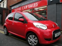 CITROEN C1 1.0 VTR PLUS 5DR ONLY 23K,