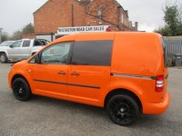 VOLKSWAGEN CADDY 1.6 C20 TDI BLUEMOTION 102
