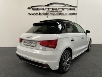 AUDI A1 1.4 SPORTBACK TFSI S LINE STYLE EDITION 5DR SEMI AUTOMATIC