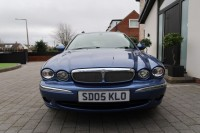JAGUAR X-TYPE 2.5 V6 SE 5DR AUTOMATIC