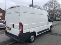 CITROEN RELAY 2.2 35 L2H2 ENTERPRISE HDI