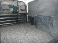 PEUGEOT PARTNER 1.6 HDI S L1 850 92ps side loading door twin solid rear doors ply lined and carpeted NO VAT