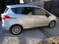 FORD B-MAX 1.0 Eco-Boost TITANIUM 5 DOOR HATCH 1 OWNER FROM NEW A/C CLIMATE ALLOYS BLUE-TOOTH IMMACULATE