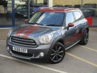 MINI COUNTRYMAN 1.6 COOPER D ALL4 PARK LANE 5DR