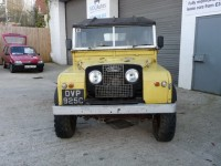 LAND ROVER Series 1 88 Inch 3.5 V8 Petrol