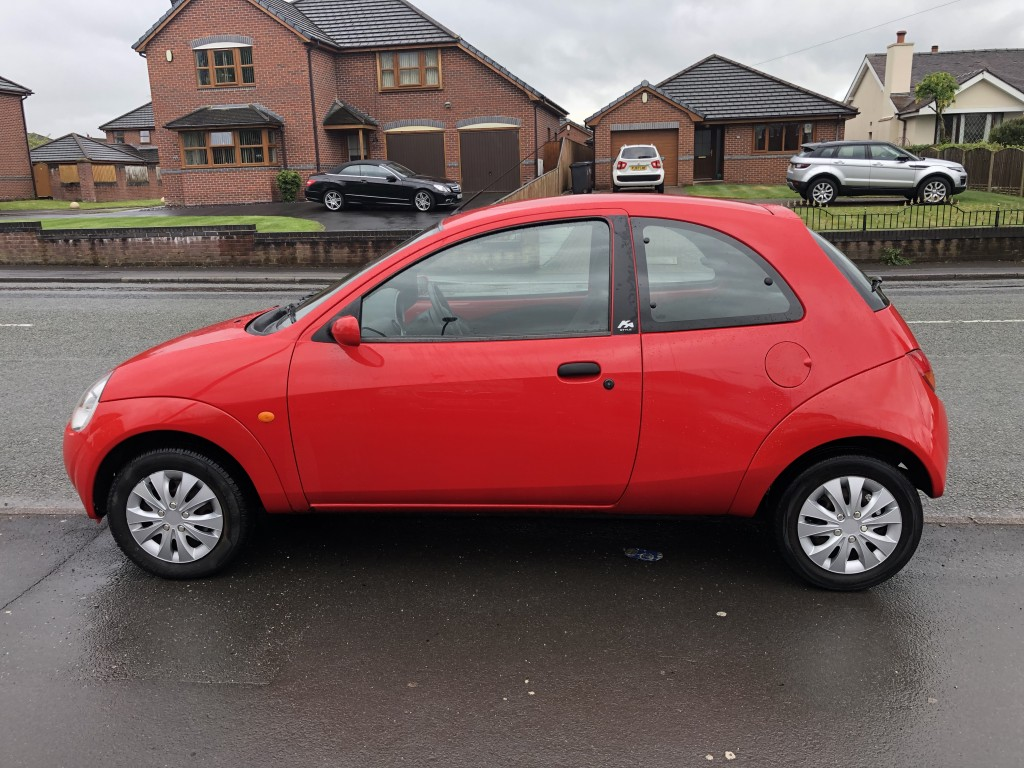 FORD KA 1.3 STYLE CLOTH 3DR