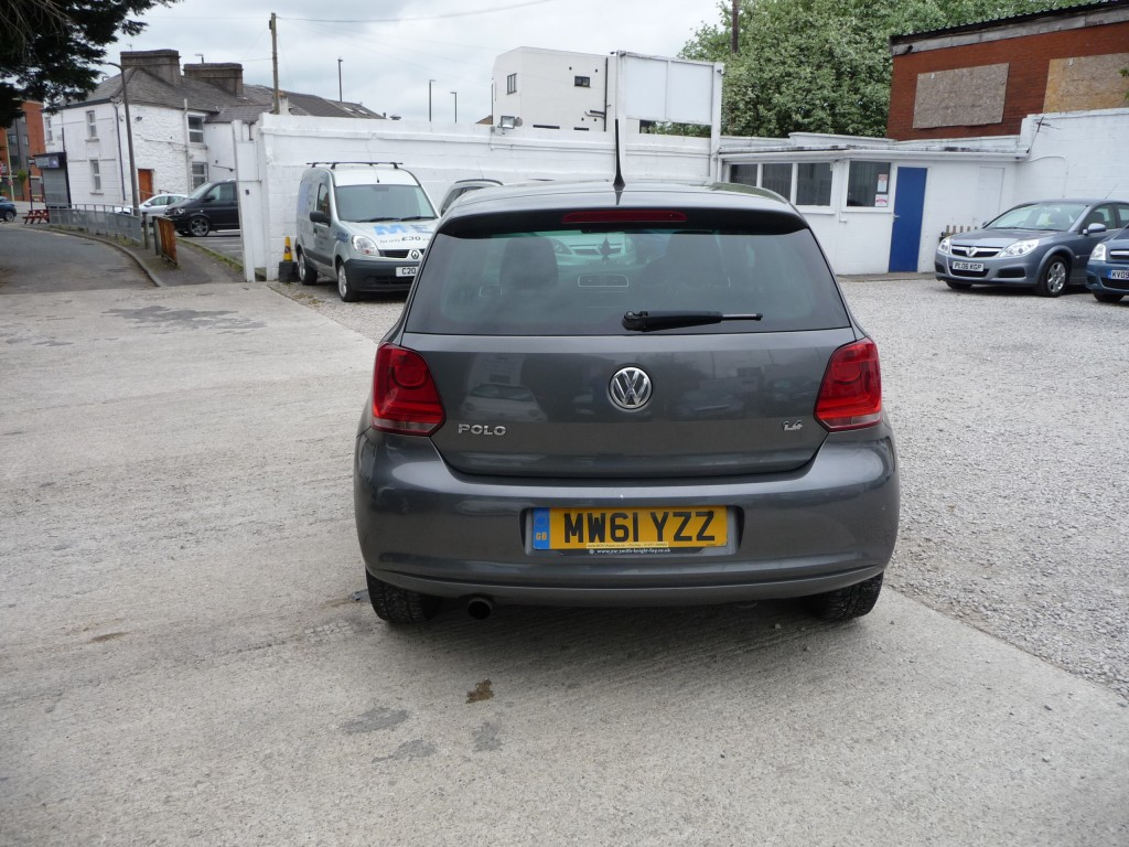 VOLKSWAGEN POLO 1.4 MATCH 3DR