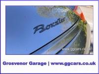 PORSCHE BOXSTER 24V 2.7 24V 2DR