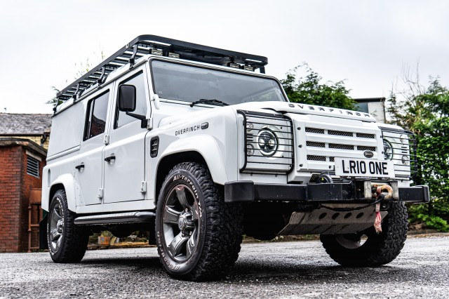 Used LAND ROVER DEFENDER  in Lancashire