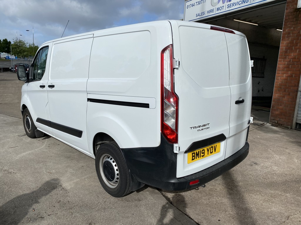 FORD TRANSIT CUSTOM 2.0 300 BASE P/V L1 H1