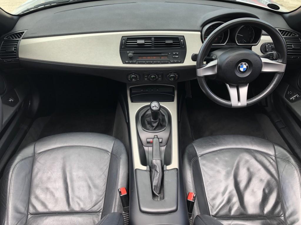 BMW Z4 2.0 Z4 SE ROADSTER 2DR