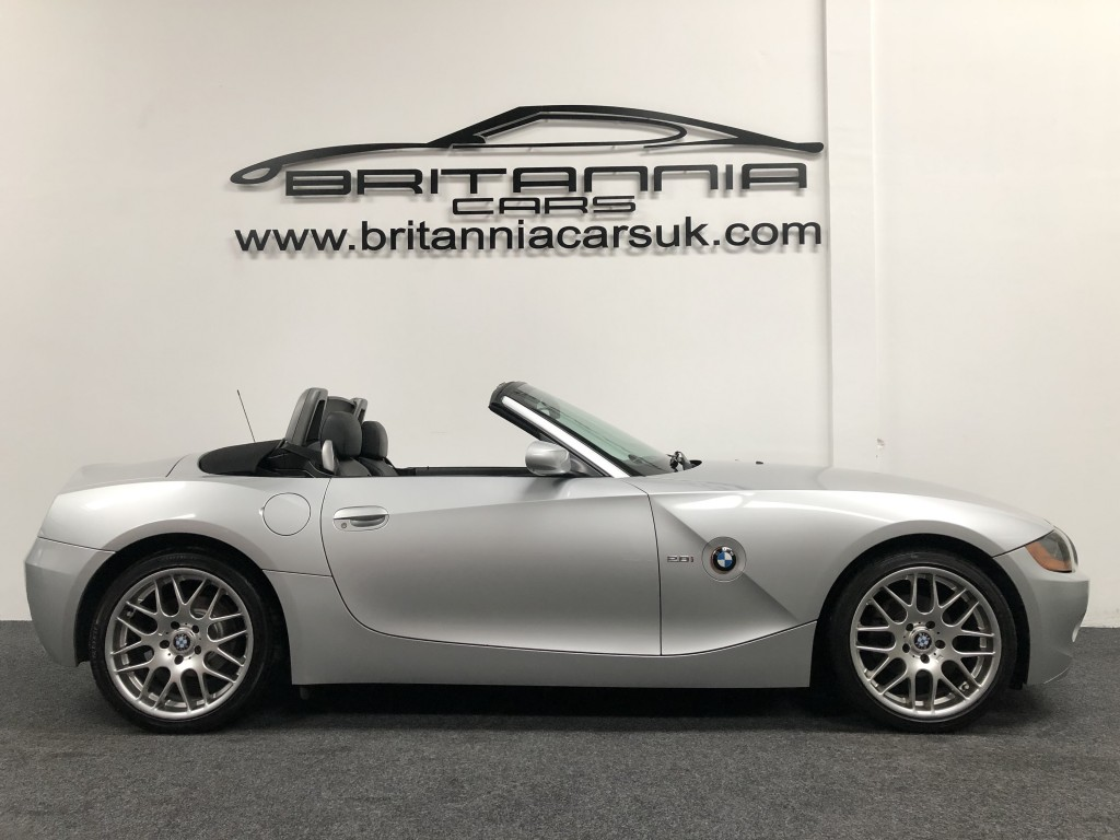 BMW Z4 2.0 Z4 SE ROADSTER 2DR
