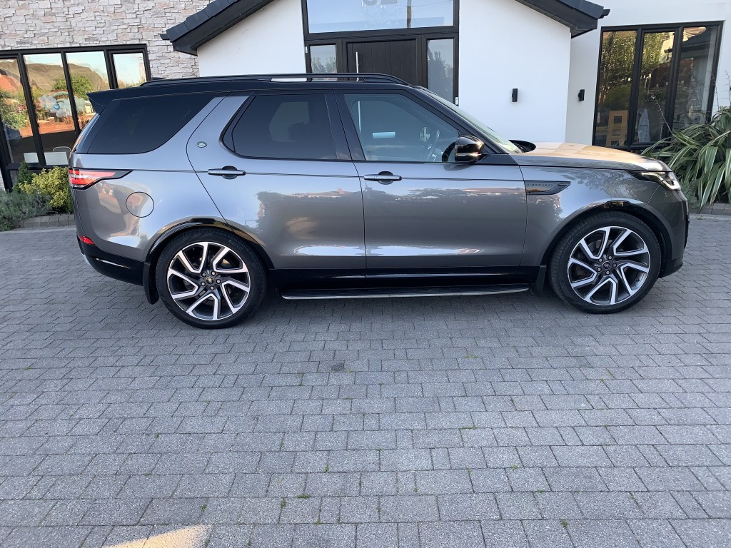 LAND ROVER DISCOVERY 3.0 TD6 HSE 5DR AUTOMATIC