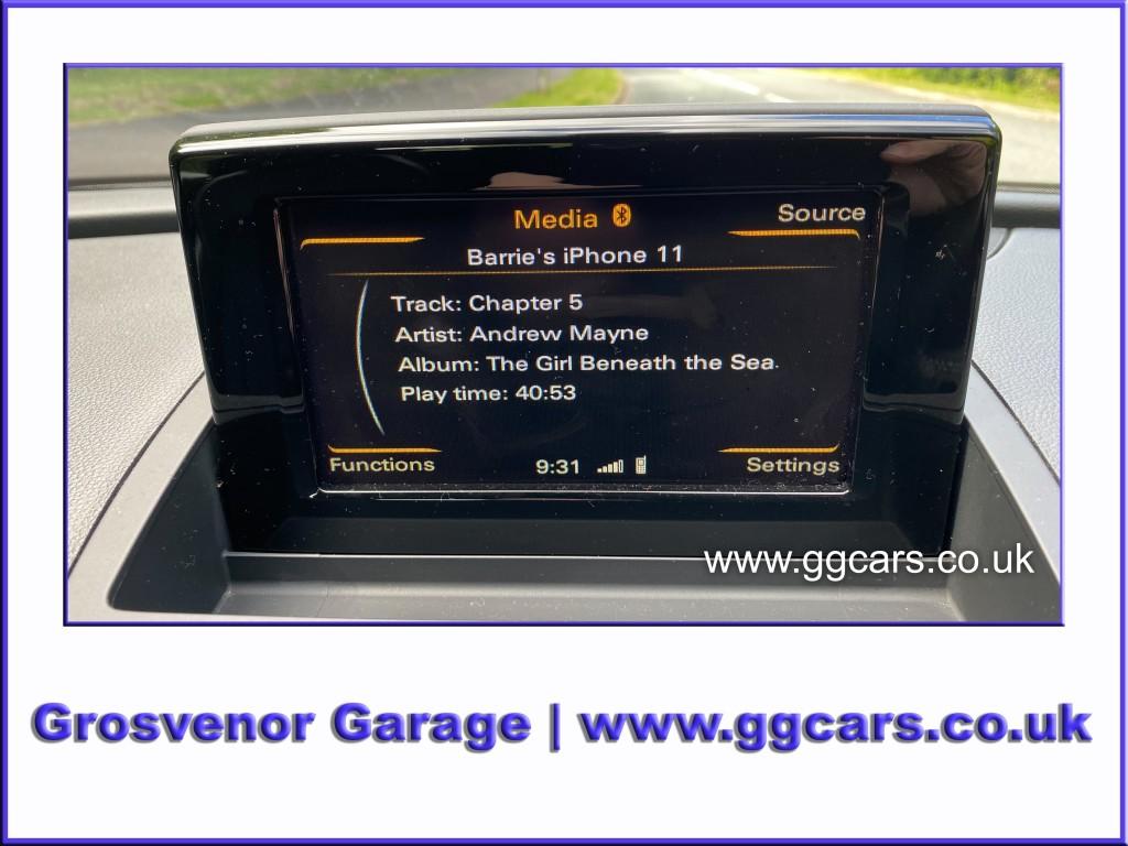 AUDI Q3 2.0 TDI QUATTRO S LINE EDITION 5DR SEMI AUTOMATIC