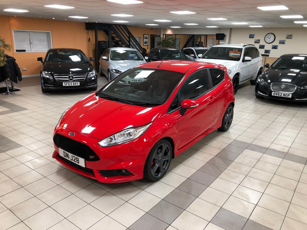 FORD FIESTA 1.6 ST-3 3DR