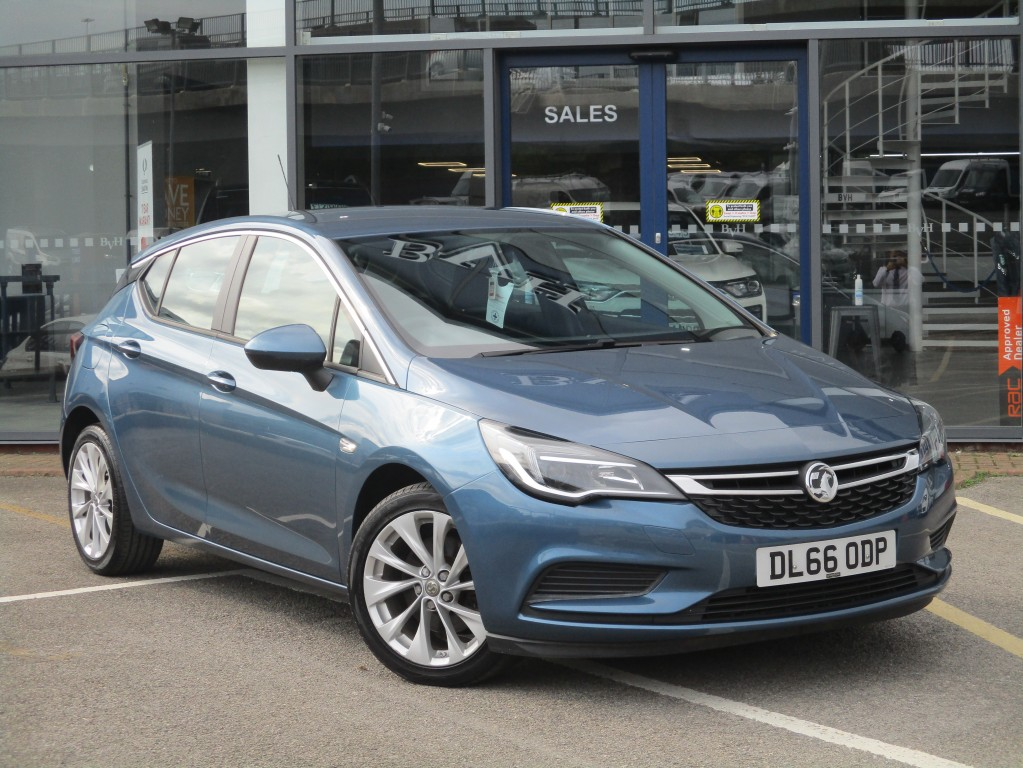 VAUXHALL ASTRA 1.6 DESIGN CDTI S/S 5DR