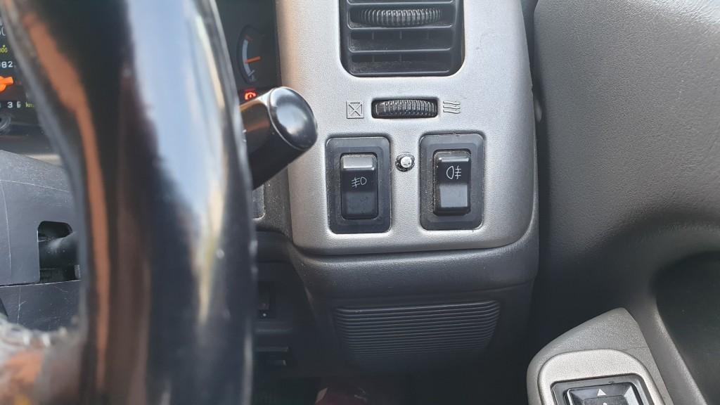 MITSUBISHI L200 2.5 4WD TROJAN LWB DCB