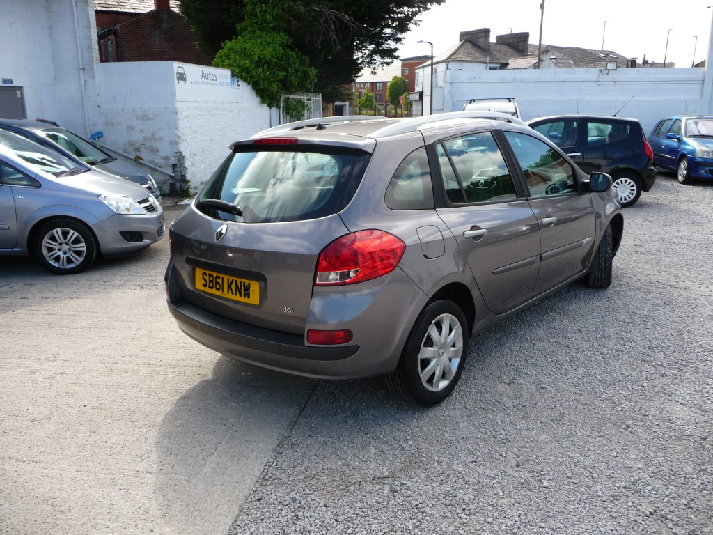 RENAULT CLIO 1.5 EXPRESSION DCI 5DR